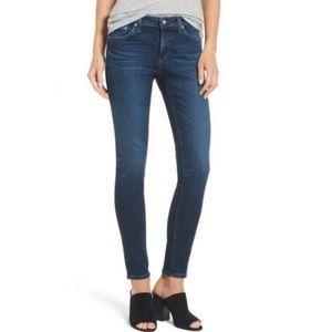 AG The Stilt Cigarette Leg Jeans 27R
